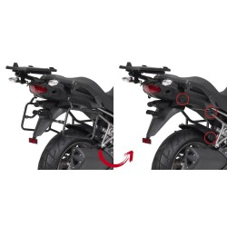 SUPORTE LATERAL ENGATE RÁPIDO VERSYS 1000 PLR4105