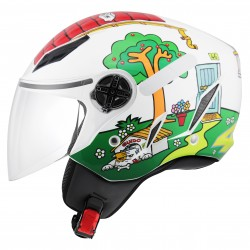 CAPACETE AGV BLADE VALENTINO HOUSE