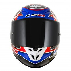 CAPACETE LS2 FF323 ARROW R ALEX BARROS II AZUL - TRI COMPOSTO