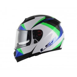 CAPACETE LS2 FF397 LABYRINTH RAINBOW