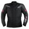 JAQUETA FORZA ADVENTURE BLACK/DARK GREY/RED